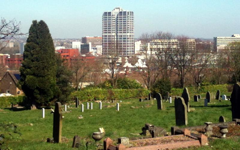 Public Realm Renewal - Swindon