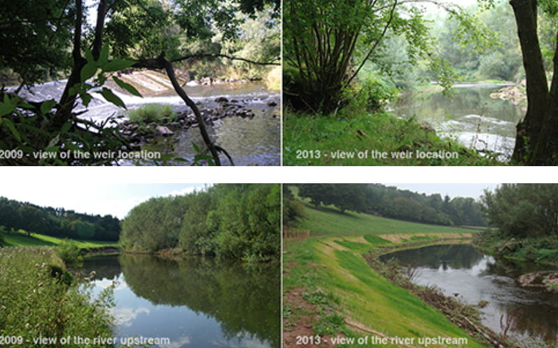 Working towards WFD targets with Natural Resources Wales