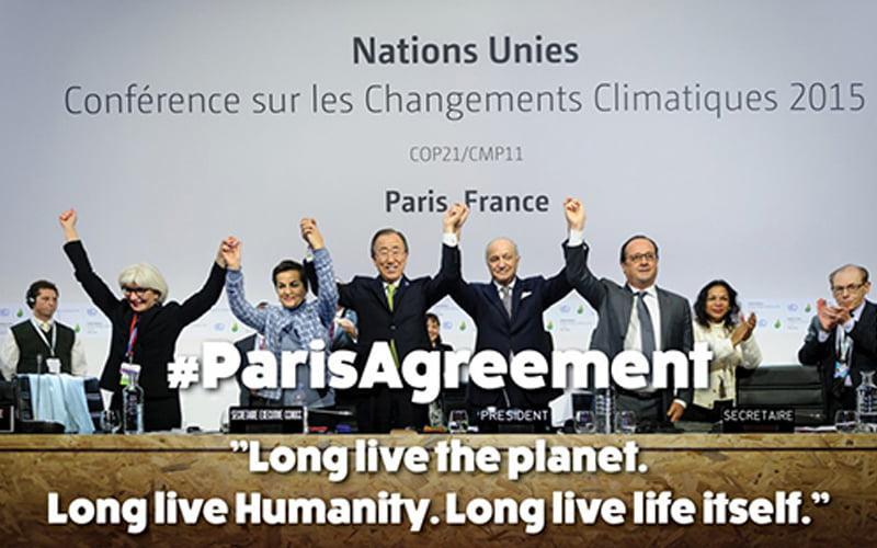 COP21 – the Paris Agreement