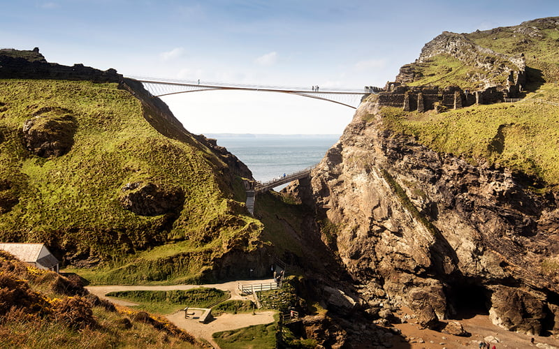Tintagel Bridge Competition Winner Revealed