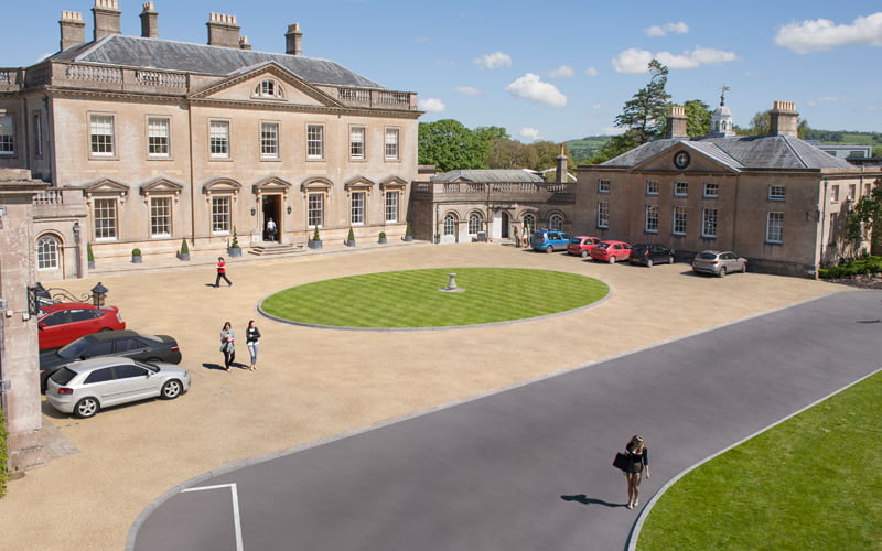 Bath Spa University – Newton Park Planning Consent