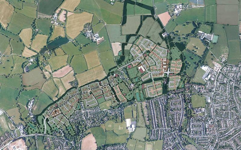 North Taunton Development - Planning Consent
