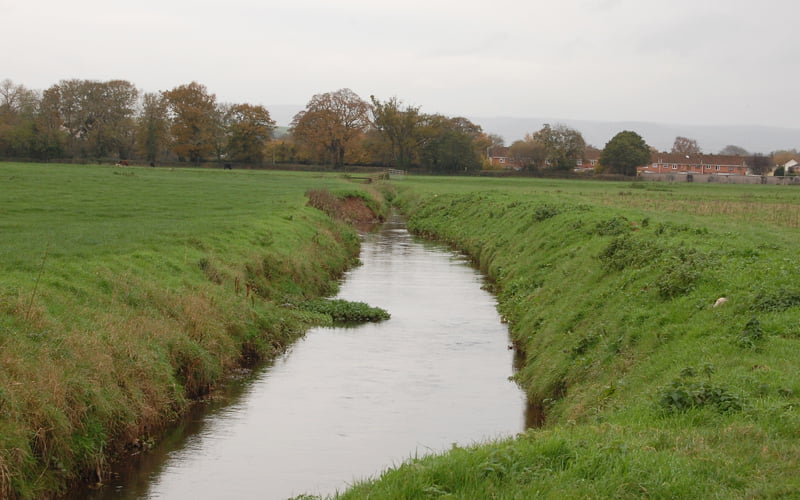 2017 Green Apple Environment Award for Cannington Somerset Flood Defence