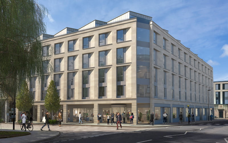 New hotel development consented in Bath