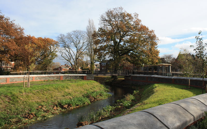 Roath Brook Flood Risk Management Scheme
